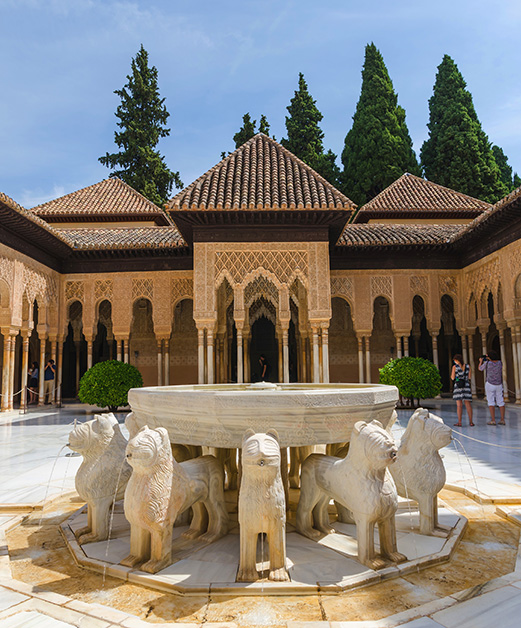 Water Management: Why the Alhambra Palace Was Ahead of its